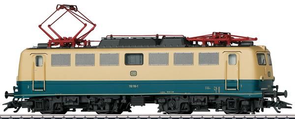 Marklin 37110 - German Electric Locomotive Class 110.1 of the DB (Sound Decoder)