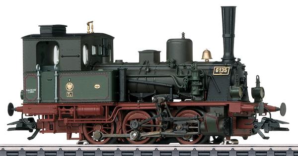 Marklin 37148 - German Steam Locomotive T3 of the  KPEV