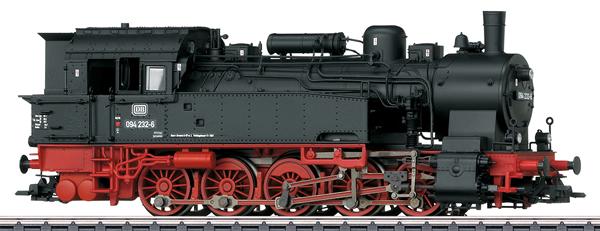 Marklin 37180 - German Steam Locomotive BR 094 of the DB