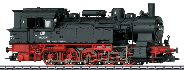 Marklin 37180 - German Steam Locomotive BR 094 of the DB