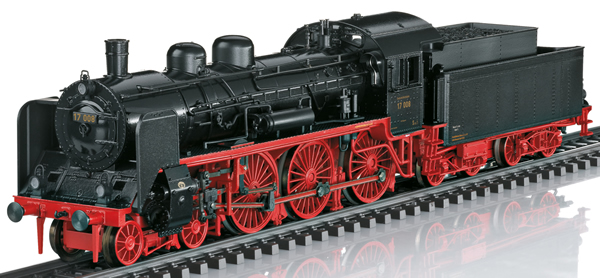 Marklin 37197 - German State Railroad Company class 17.0 of the DRG (Sound)-MHI Exclusive