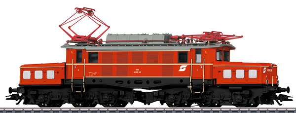 Marklin 37249 - Austrian Electric Locomotive Reihe 1020 of the ÖBB