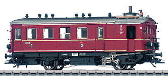 Marklin 37253 - Steam Powered Rail Cars