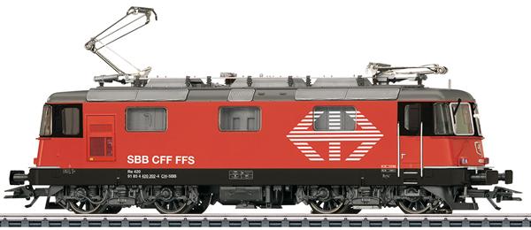 Marklin 37304 - Swiss Electric Locomotive Re 420, LION of the SBB