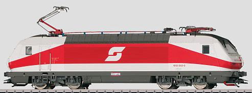 Marklin 37308 - Dgtl ÖBB Era V High-Perf Electric Locomotive, No. 1012 0020-0 (L)
