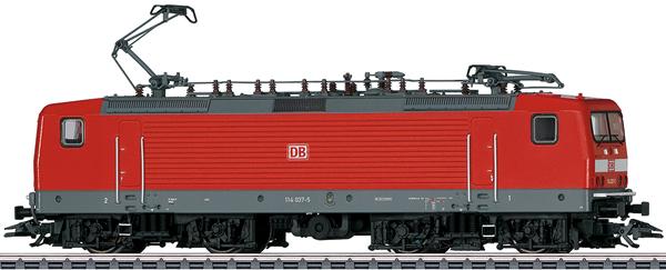 Marklin 37426 - Dgtl DB AG cl 114 Electric Locomotive, Era V