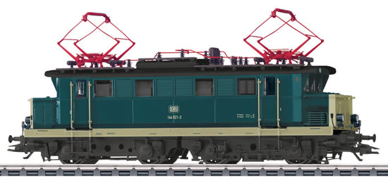 Marklin 37443 - German Electric Locomotive Class 144 of the DB (Sound Decoder)