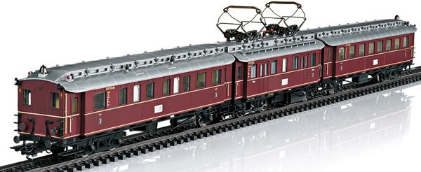 Marklin 37487 - Dgtl DB Class ET 87 Electric Powered Rail Car Train, Era III
