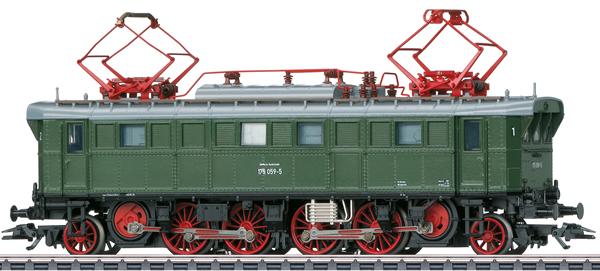 Marklin 37489 - German Electric Locomotive Class 175 of the DB (Sound Decoder) - MHI Exclusive