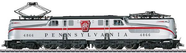 Marklin 37494 - USA Electric Locomotive GG-1 of the PRR (Sound Decoder)