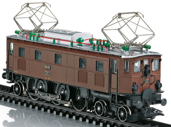 Marklin 37515 - Swiss Electric Locomotive Class Ae 3/6 II of the SBB (Sound)