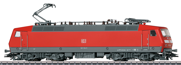 Marklin 37519 - German Electric Locomotive Class 120 of the DB AG