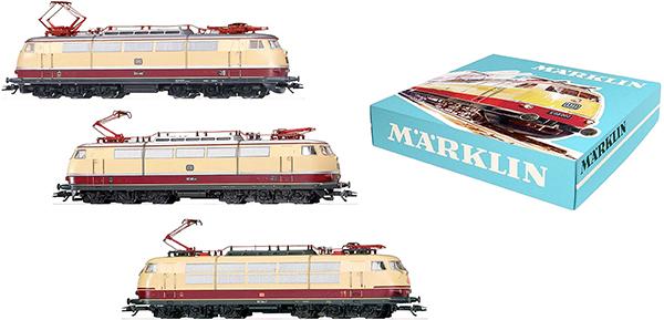 Marklin 37574 - 175 Years of Railroading in Germany Locomotive Package