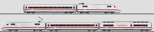 Marklin 37702 - Digital DB AG ICE 1 High Speed Train 20 Years of ICE (L)