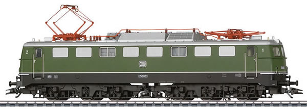 Marklin 37854 - German Electric Locomotive BR E 50 of the DB (Sound Decoder)