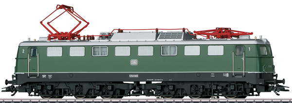 Marklin 37855 - German Electric Locomotive Class E 50 of the DB (Sound Decoder)