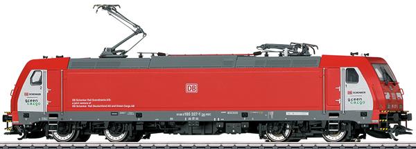 Marklin 37856 - German Electric Locomotive Class 185 Traxx 2 of the DB (Sound Decoder)