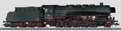 Marklin 37895 - German Steam Locomotive BR 44 of the DB ( DCC Sound Decoder)