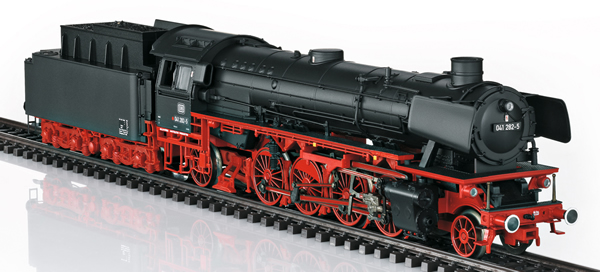 Marklin 37928 - German Steam Locomotive BR 041 of the DB