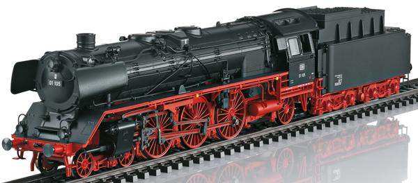 Marklin 39004 - German Steam Locomotive Class 01 of the DB (Sound)