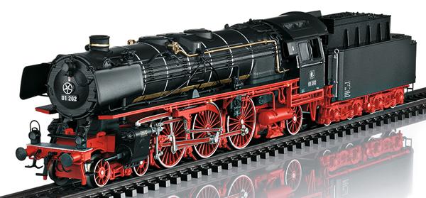 Marklin 39005 - Dgtl Express Steam Museum Locomotive w/Tender, Era VI