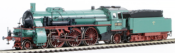 Marklin 39022 - Digital Baden Express Locomotive with Tender (L)