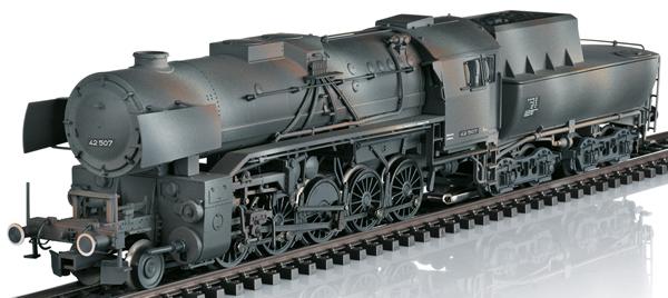 Marklin 39047 - German Steam Locomotive class 42 of the DRG Camo Livery