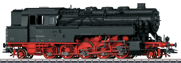 Marklin 39097 - German Steam Locomotive BR 95 of the DR