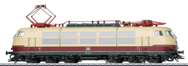 Marklin 39150 - German Electric Locomotive Class 103.1 of the DB (Sound)