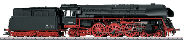 Marklin 39209 - German Steam Locomotive Class 01.5 of the DR (Sound)