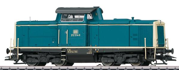 Marklin 39212 - German Diesel Locomotive Class 212 of the DB (Sound)