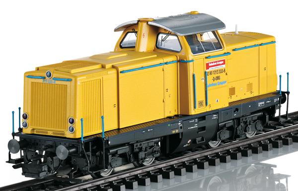 Marklin 39213 - German Diesel Locomotive Class 213 (Sound) - MHI Exclusiv