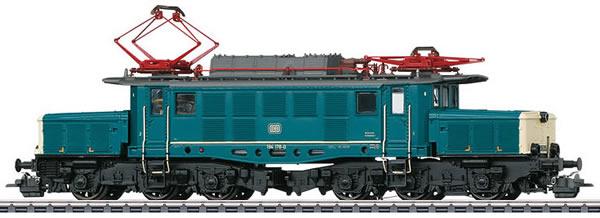 Marklin 39225 - German Heavy Freight Train Electric Locomotive BR 194 of the DB (Sound Decoder) - MHI Exclusive