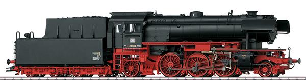 Marklin 39236 - Dgtl DB cl 23.0 Passenger Steam Locomotive w/Tender, Era III