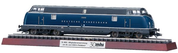 Marklin 39306 - German Diesel Locomotive Class V 30 of the DB