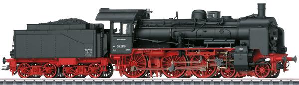 Marklin 39380 - German Steam Locomotive Class 38 of the DB (Sound Decoder)