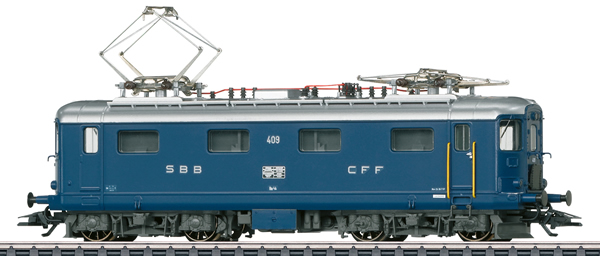Marklin 39422 - Swiss Electric Locomotive Re 4/4 I of the SBB