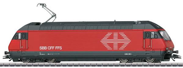 Marklin 39460 - Swiss Electric Locomotive Class Re 460 of the SBB (Sound Decoder)