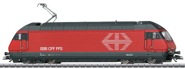 Marklin 39460 - Swiss Electric Locomotive Class Re 460 of the SBB (Sound Decoder)