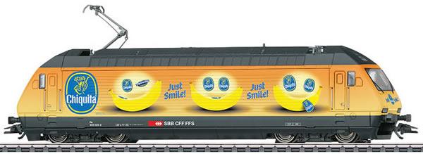 Marklin 39465 - Swiss Electric Locomotive Re 460 Chiquita of the SBB