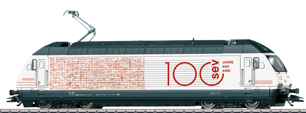 Marklin 39467 - Swiss Electric Locomotive Class Re 460 for 100 Anniv of SEV of the SBB (Sound)