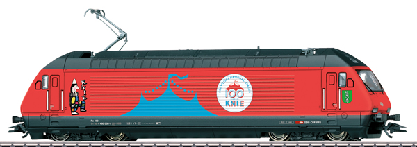 Marklin 39468 - Swiss Electric Locomotive Class Re 460 of the SBB (Sound)