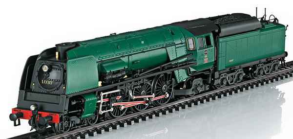 Marklin 39480 - Belgium Steam Locomotive Class 1 of the SNCB (Digital Sound)