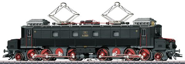 Marklin 39523 - SBB Class Fc 2x3/4 Electric Locomotive Köfferli MFX/DCC w/Sound Toyfair Locomotive