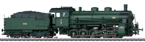 Marklin 39551 - Bavarian Freight Steam Locomotive w/Tender cl G 5/5