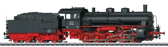 Marklin 39554 - German Freight Steam Locomotive BR 57.5 with Tender of the DB (Sound Decoder)