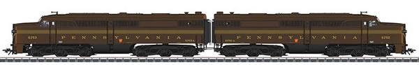 Marklin 39617 - USA Diesel Locomotive Alco PA-1 of the PRR (Sound Decoder)