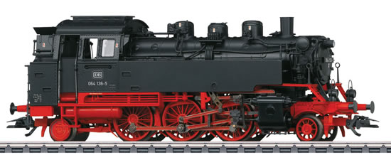 Marklin 39648 - German Tank Locomotive BR 064 of the DB (Sound Decoder)