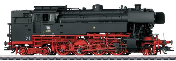 Marklin 39650 - German Steam Locomotive BR 65 of the DB (Sound)