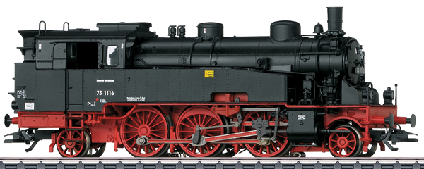 Marklin 39758 - German Steam Locomotive BR 75.4 of the DR